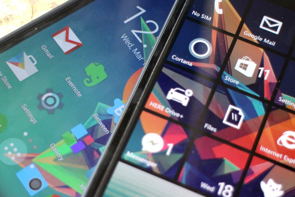 Microsoft lança aplicativo que ajuda você a migrar do Android para o Windows Phone