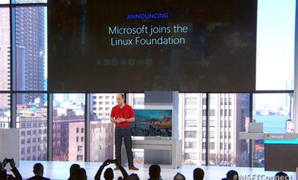 Microsoft é a mais nova integrante da Linux Foundation